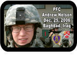 photo patch for Gold Star family